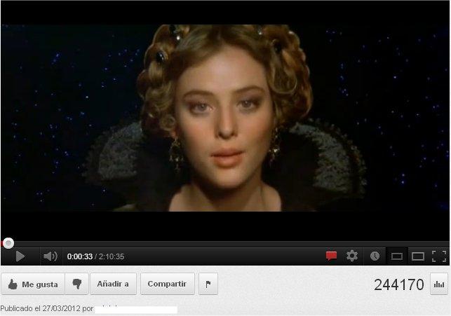 Películas completas en youtube