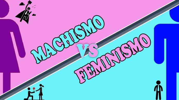 Machismo y Feminismo. Tirando de RAE